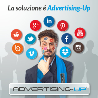 Agenzia di Pubblicità e Marketing Brand-up, con Advertinsing-Up