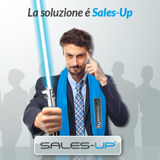 Agenzia di Pubblicità e Marketing Brand-up, con Sales-Up